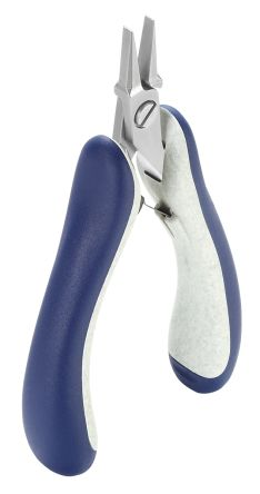 ESD 135 mm Ball Bearing Steel Flat Nose Pliers With 20mm Jaw product photo
