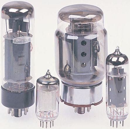 KT88 beam pentode valve matched pair