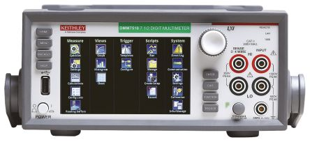 Digital Graphical Sampling Multimeter, 7.5 Digit, 5 in. Touch Screen