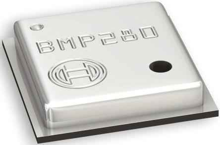 0273.300.354-1NV, Barometric Pressure Sensor, 1.2 → 3.6 V Output, 8-Pin LGA