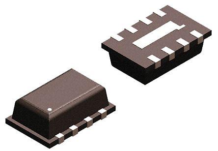 Analog Devices ADG918BCPZ-REEL7, RF Switch 4GHz Single SPDT 36dB Isolation CMOS/LVTTL 1.65 → 2.75 V 8-Pin LFCSP