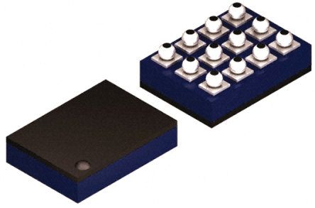 Analog Devices ADP1190AACBZ-R7, Hot Swap Controller, 1.8 V 12-Pin, WLCSP