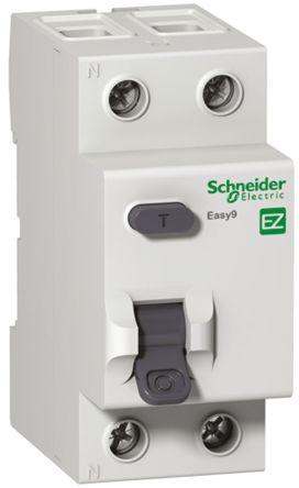 Magnificent Ez9R33280 Schneider Electric 2 Pole Type Ac Residual Current Wiring 101 Orsalhahutechinfo