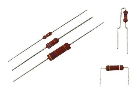 Vishay 200kΩ Metal Film Resistor 1W ±5% PR01000102003JR500