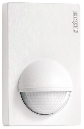 1000W Infrared Motion Sensor Detector, PIR, Wall Mount, 230 -> 240 V product photo