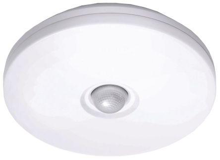 Dl 850s sensor light white steinel 18 w round white bulb dl 850s sensor light white steinel 18 w round white bulb bulkhead light 230 240 v plastic ip44 pir lamp supplied steinel mozeypictures Choice Image