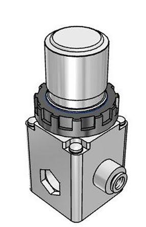 SMC 140L/min Vacuum Regulator, +5 → +60°C