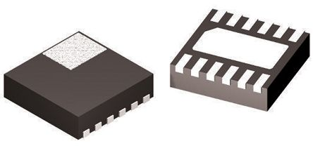 LTC5587IDD#PBF Analog Devices, RF Controller 6000 MHz 1 12-Pin DFN