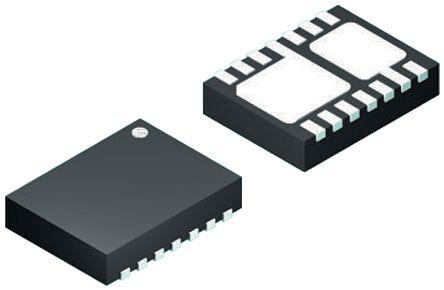 Linear Technology LTC4364HDE-2#PBF, Clamper Circuit, 4  80 V 14-Pin, DFN