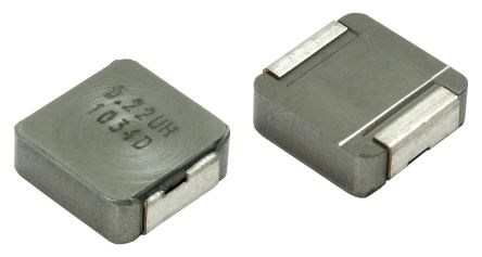 Vishay, IHLP-3232DZ-01, 3232 Shielded Wire-wound SMD Inductor with a Metal Composite Core, 2.2 μH ±20% Wire-Wound 10.5A