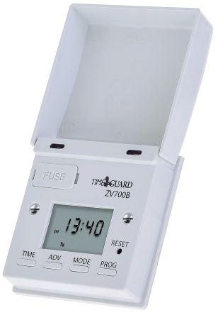 Digital Timer Light Switch, 220 → 240 V ac