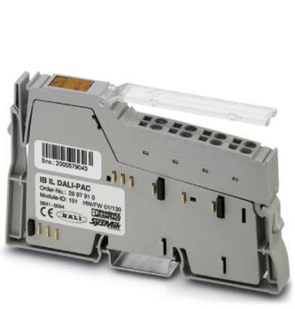 Phoenix Contact IB IL DALI-PAC Inline Controller, 119 8 x 12 2 x 71 5 mm