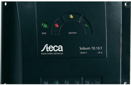Steca Solsum 10.10F 10A solar charge controller