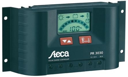 Steca PR3030 30A solar charge controller