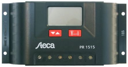 Steca PR 1515 15A solar charge controller