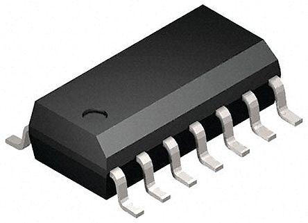 STMicroelectronics M74HC280YRM13TR, 9bit-Bit Parity Generator and Checker, 2 → 6 V, 14-Pin SOIC