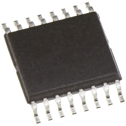 STMicroelectronics M74HC365YTTR, Hex, Hex Bus Buffer, 195 ns@ 150 pF 7.8mA, 16-Pin TSSOP