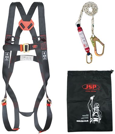 Safety Harness Kit FAR1102 Containing Draw String Bag, Harness, Lanyard product photo