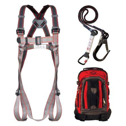 Safety Harness Kit JSP FAR1104 Containing Harness, Lanyard, Rucksack