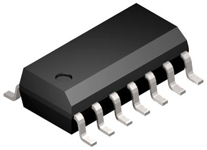 Microchip HV9113NG-G, PWM Current Mode Controller, -2 mA, 10 → 120 V, 16-Pin SOIC