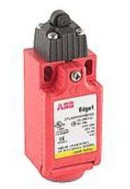 EDGE 1 Safety Switch with Roller Plunger Actuator, Polyester, NO/2NC