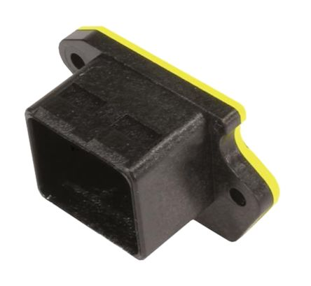 HARTING Push Pull Variant 4Series, RJ45 Receptacle Housing for use with Vertical RJ Jack product photo