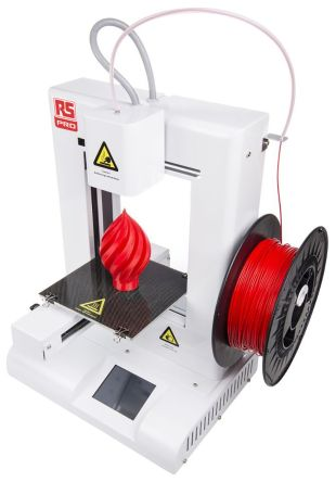 RS PRO IdeaWerk Pro 3D Printer | RS Components