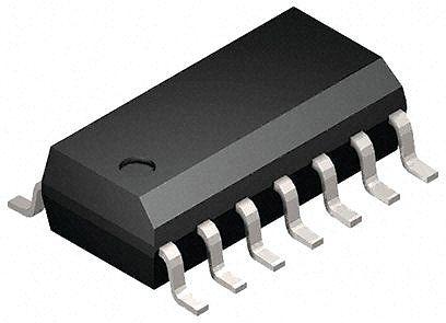 14sop Fairchild Semiconductor-fan7383mx-Conductor Mosfet//igbt 0,65 a hs