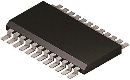 ON Semiconductor FIN1104MTCX, LVDS Repeater 5 2-Bits HSTL, LVPECL, SSTL-2 LVDS, 3 → 3.6 V, 24-Pin, TSSOP