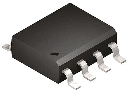 ON Semiconductor FAN7711MX, Lighting Ballast Driver 57.3kHz Half Bridge 8-Pin, SOP