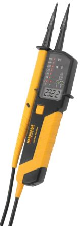 Martindale MARVT28 Voltage Indicator Continuity Check CAT III 690V, CAT IV 600V