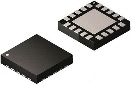 Silicon Labs Si4468-A2A-IM, Radio Transceiver IC 142MHz to 1050MHz 20-Pin QFN