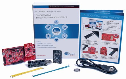 Cypress Semiconductor Pioneer Bluetooth Smart (BLE) Development Kit for CY8C4247LQI-BL483