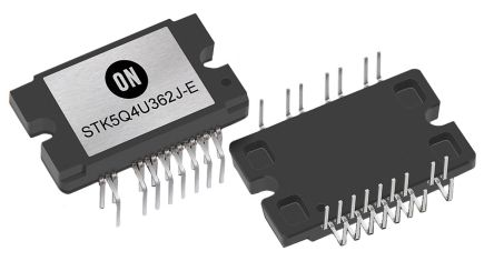 ON Semiconductor STK5Q4U362J-E, AC Induction Motor Driver IC, 600 V 10A 38-Pin, SPCM