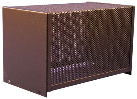 perforated steel chassis cover