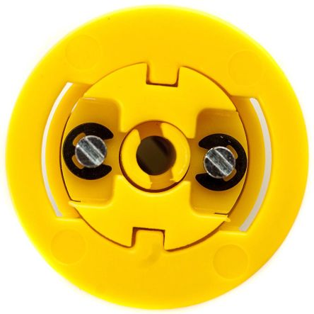 Yellow Acetal Plasterboard Fixings with 15mm fixing hole diameter product photo
