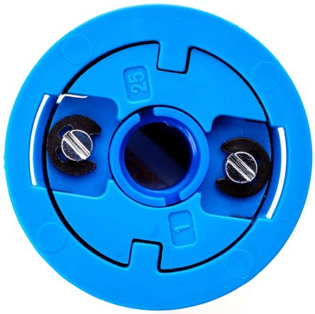 Blue Acetal, Steel Plasterboard Fixings with 25mm fixing hole diameter product photo