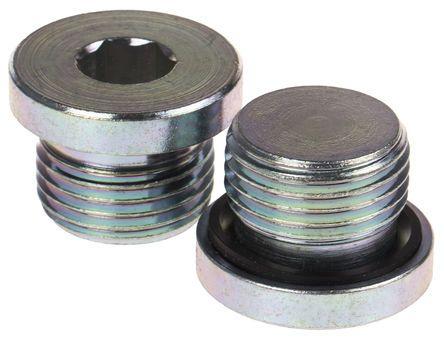 Vsti16x1 5edcf Parker Steel Hydraulic Blanking Plug