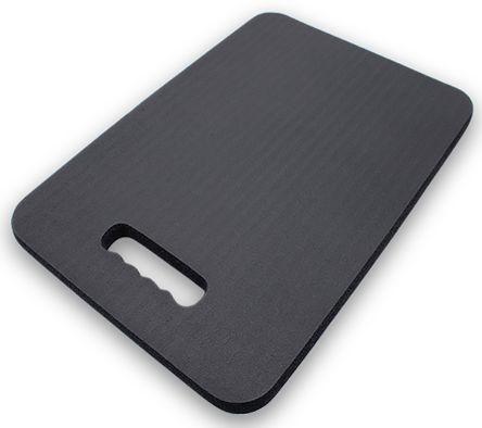 COBA Black Nitrile Rubber Kneeling Pad 52 x 34.5 x 2.5cm Resistant to Chemical , Oil