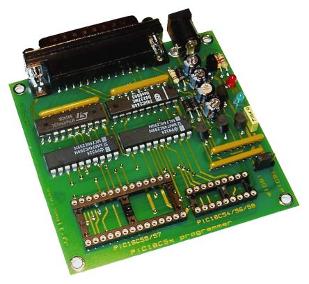 Seeit SEEIT PIC-02, PIC Microcontroller Programmer for PIC16C54  Microcontroller Programmer PIC-02