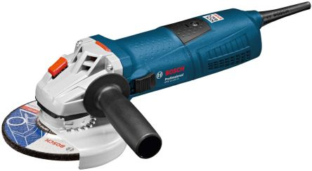 GWS 13-125 125mm No Angle Grinder, 11500rpm, Euro Plug product photo