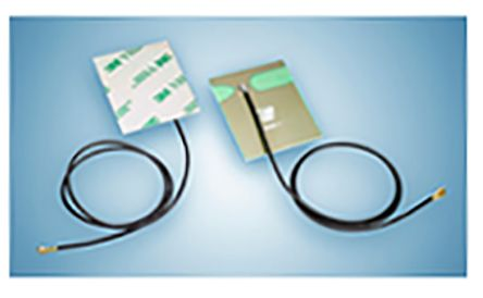 2118060-1 TE Connectivity - PCB WiFi (Dual Band) Antenna, Adhesive Mount, (2300 → 3800 MHz, 5150 → 5875