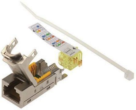 Harting RJ45 HIFF Jack, 1 Port Ha-VIS preLink Series