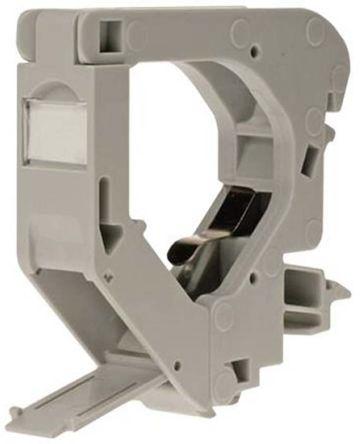 RJI DIN-rail outlet for keystone jacks
