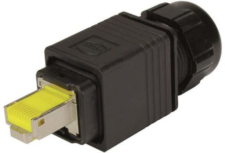 Harting Cat6a RJ45 Plug, STP Ha-VIS preLink Series