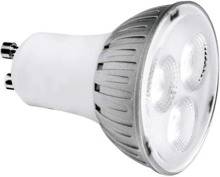 Aurora GU10 LED Reflector Bulb 6 W 3000K, Warm White, Dimmable
