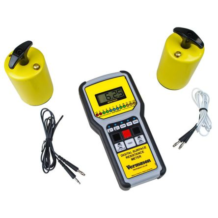 Surface Resistance Meter Kit