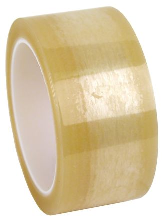 48mm x 65.8m Plastic, Rubber ESD Safe Tape