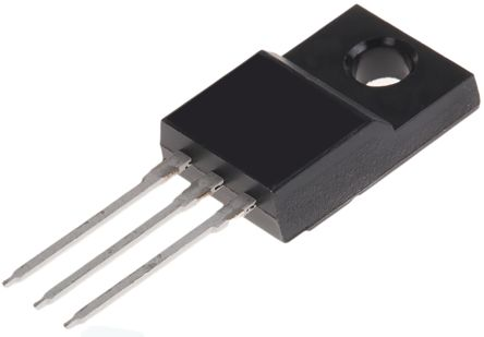 ACST410-8FP 4A, 800V, TRIAC, Gate Trigger 1V 10mA, 3-pin, Through Hole, TO-220ABFP product photo