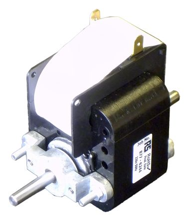 Mellor Electric AC Anti Clockwise Shaded Pole AC Motor, 26 W, 230 V,  Surface Mount Mounting